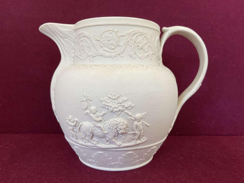 A Turner Stoneware jug c.1800